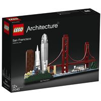 LEGO 21043 ARCHITECTURE - SAN FRANCISCO