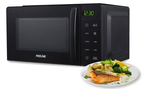 Four compact posable Proline KE203B 700 W Noir
