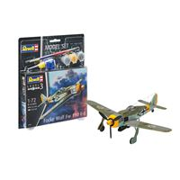 Maquette Revell Model Set Focke Wulf Fw190 F-8 1:72