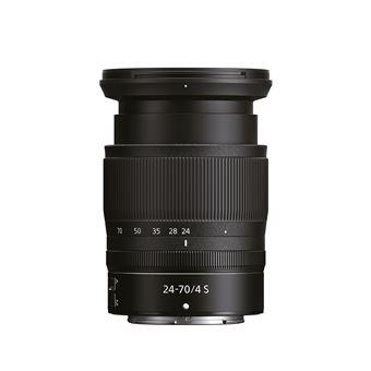 Objectif hybride Nikon Nikkor Z 24-70 mm f/4 S