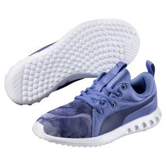 Chaussures Carson 2V Bleu Garçon Puma