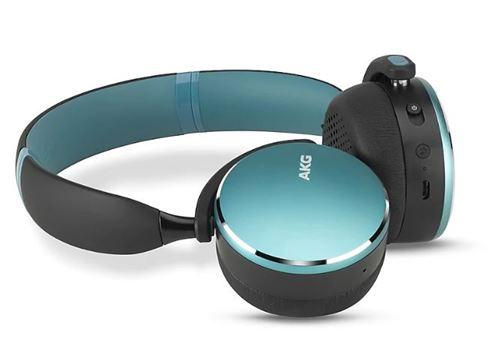 Casque Bluetooth AKG Y500 Vert