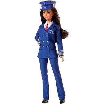 Poupée Barbie® Pilote d'avion Mattel