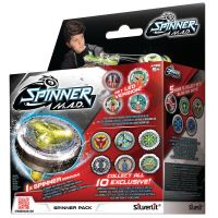 SPINNER MAD TOUPIE BLIND PACK SPINNER