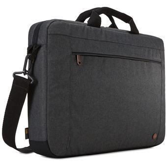 """Sacoche d'ordinateur Case Logic Era Noir pour PC portable 15.6"""""""