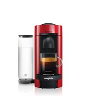 Vertuo Plus Magimix Rode Nespresso koffiezet met capsules