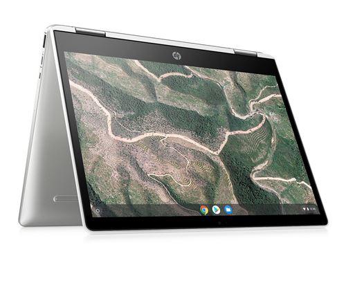 "Chromebook HP x360 12bca0015nf 12"" Ecran tactile Intel Pentium 8 Go RAM 64 Go eMMC Or"