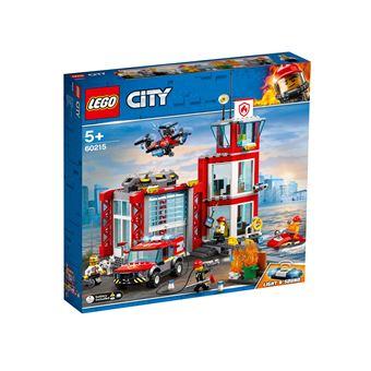 LEGO® City Action 60215 La caserne de pompiers