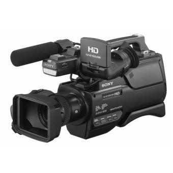 Caméscope Sony HXR-MC2500J WiFi et NFC Noir
