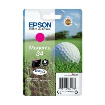 Epson 34 - magenta - origineel - inktcartridge