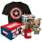 Coffret Cadeau Marvel Classics Wootbox