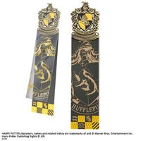 HARRY POTTER-MARQUE-PAGE ENTETE HUFFLEPUFF