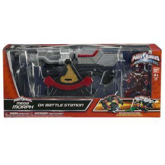 Rangers Morph Combat Mega Steel Ninja De Power Station 9IDH2E