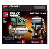 LEGO® BrickHeadz™ Star Wars™ 75317 Mandalorian & The Child