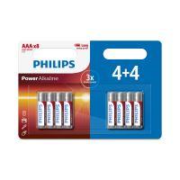 Philips LR03P8BP - batterie - AAA - Alcaline