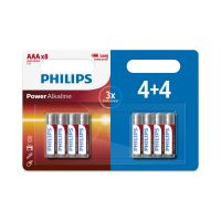 Philips LR03P8BP - batterie - AAA - Alcaline