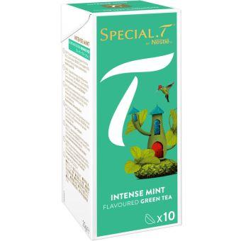 Nestlé Special T Intense Mint - 10 Capsules