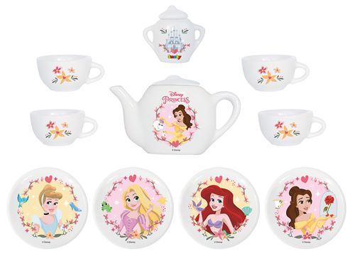 Service à thé en porcelaine Smoby Disney Princesses