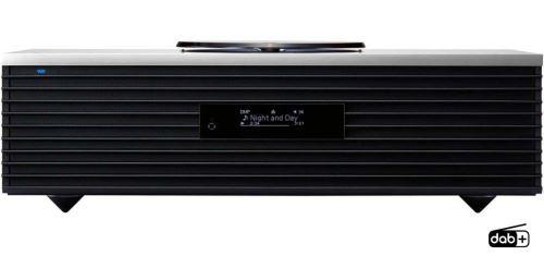 Système stéréo tout-en-un, Puissance : 100 W, Bluetooth (AAC, SBC), WiFi IEEE 802.11 b/, Tuner DAB/DAB+/FM, 2.4 GHz Band (1-13 Chaîne), LAN (100 Base-TX / 10 Base-T), AirPlay, vTuner / Spotify / TIDAL