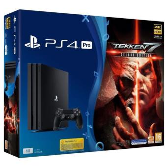 console ps4 pro sony 1 to jeu tekken 7 console de jeux achat prix fnac. Black Bedroom Furniture Sets. Home Design Ideas