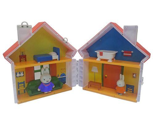 Playset Giochi Preziosi La maison de Miffy avec 2 personnages