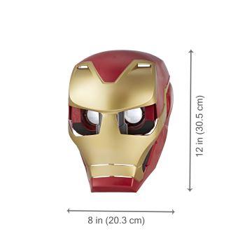 Casque Iron Man en réalité augmentée