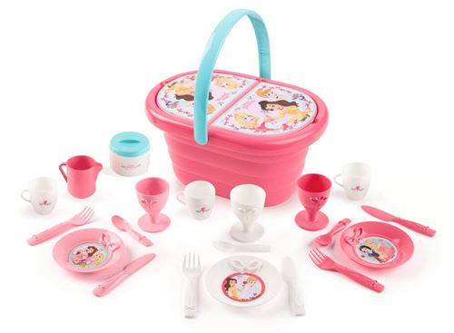 Playset Smoby Disney Princesses Panier pique nique
