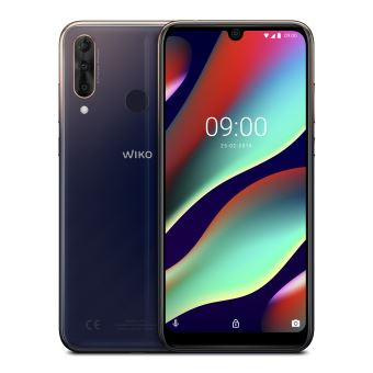 Smartphone Wiko View3 Pro Dual Sim 128GB Nightfall