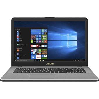 "Asus N705FD-GC003T 17.3""/i7-8565U/4,6GHz/16GB/1TB+256GB/GF GTX 1050 Laptop"
