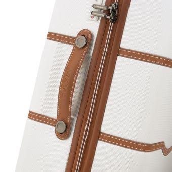 ef83073e59 -5% sur Valise cabine Delsey Chatelet Air 55 cm Taille S 4 roues Blanc -  Valise - Equipements de sport | fnac