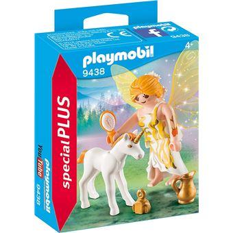 Playmobil Fairy Fée Elfes Princesse Fantaisie Sorcière