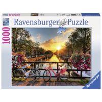 Puzzle Ravensburger Vélos à Amsterdam