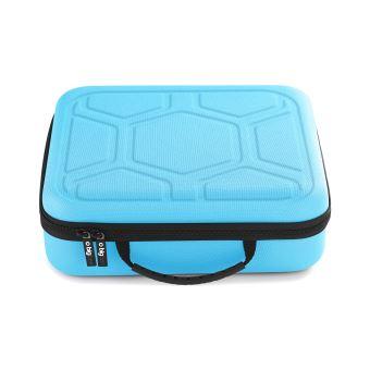 Valisette De Rangement Bigben Bleu Pour Nintendo Switch Accessoire Console De Jeux Achat Prix Fnac