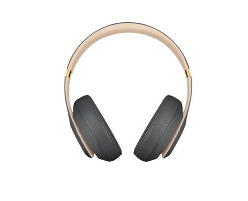 Casque à réduction de bruit Beats Studio3 Gris foncé
