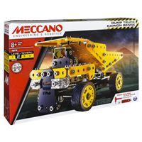 Jeu Meccano Camion benne