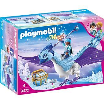 Playmobil 9472 Koninklijke Feniks en Sinikka