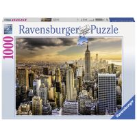 Ravensburger Puzzle Prachtige stad in New York