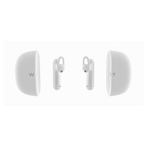 Oreillettes traductrices Bluetooth Timekettle WT2 Plus Blanc