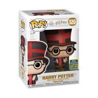 Figurine Funko Pop Movies Harry Potter Harry à la coupe du monde de Quidditch Exclusivité Fnac