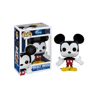 DISNEY-BOBBLE HEAD POP N°001-MICKEY MOUSE