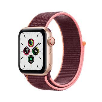 Photo de apple-watch-se-40mm-boitier-aluminium-or