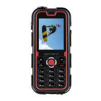 Téléphone mobile Getnord Walrus 3G Double SIM 64 Mo Noir