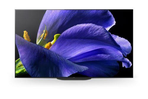 "Plus de détails TV Sony Bravia KD77AG9BAEP OLED 4K HDR Smart Android TV 77"""