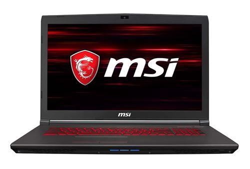 PC Portable MSI GV72 8RD-033FR 17.3 Gaming
