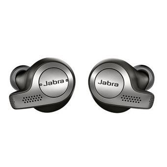 Jabra Elite 65T Bluetooth Earphones Silver/Black