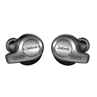 Ecouteurs sans fil True Wireless Jabra Elite 65T Titane