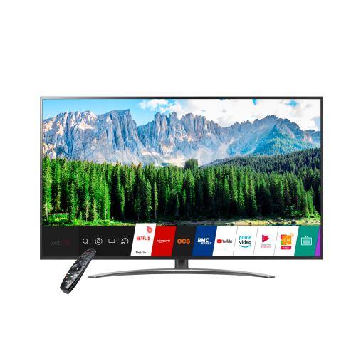 "TV LG 75SM8610PLA.AEU 4K UHD NanoCell Smart TV 75"""