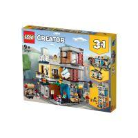 LEGO® Creator 3 en 1 31097 L'animalerie et le café