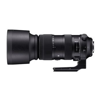 Sigma 60-600m f/4.5-6.3 DG OS HSM Sport Lens Zwart voor Canon