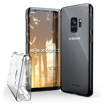 XDORIA 360° DEFENSE COVER GALAXY S9 TRANSPARENT